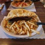 Navajo burger!