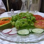 Fresh, lovely salad