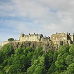 Stirling Castle, an hour away