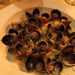 Linguine with Manilla Clams