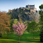 The Iconic Edinburgh Castle