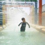 piscina para los niños