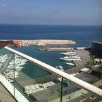 11th floor twin room view of zaytuna Bay