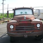 The real Tow Mater