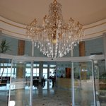 Entrance to the lobby