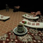 Turkish Delight was good