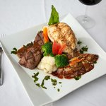 Surf and Turf from Annie's Restaurant