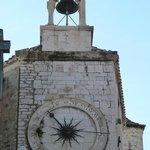 Uhrenturm mit Glockenwerk