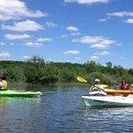 Lulu Lake Paddle with Fontana Paddle Company