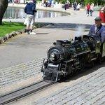 South Marine Park - Narrow Gauge Railway