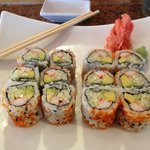 Two California Rolls