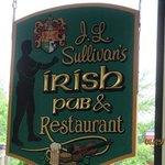 J L Sullivan Sign