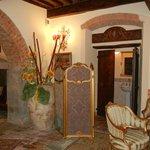 Villa baldelli Interior