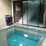Private Pool - Villa 4