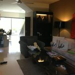 Lounge/Kitchen - Villa 4