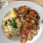 Crabcakes. What they are known for