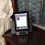Sony I-pad alarm clock