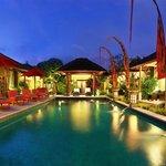 Aleesha Villas Main Pool