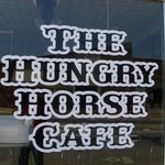 The hungry horse  cafe