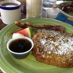 Banana French-toast...Amazing!!!