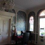 luxurious tall windows