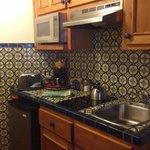 Room #14/Kitchenette
