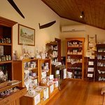 Lavender Cottage Tea Room gift shop