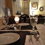 Sala da Avó Micas vista da mesa 01