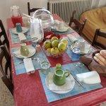 la colazione  dalle  08:00 alle 10:30