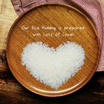 Our Rice Pudding is Prepared with Love