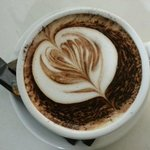 Coffee from the heart...