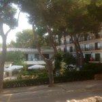 Hostal Playa Mondrago Foto