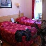 camera da letto letti singoli