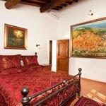 double bedroom in suite number 6