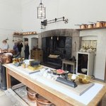 Kitchen in Saltram