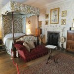 Bedroom at Saltram