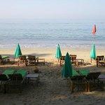 our beach-area