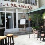 La Brasserie Entrance   :)