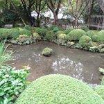 Jakkou Inn, The pond of final chapter of Heike tale