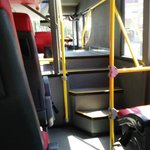 two floors on most of the buses