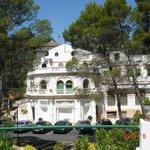 Balneario de Cofrentes Main hotel