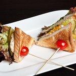 Klubivõileib/Club Sandwich
