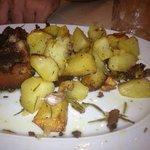 maialino arrosto con patate :))))