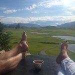Predator Ridge Morning Coffee
