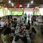 Restaurant Hosteria Orchids Paradise