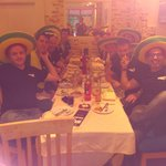 The Sombrero Stag Party!