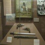 Napoleons pistols and sword