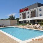L'hôtel Ibis Istres Trigance