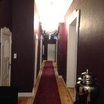 Main hallwayu