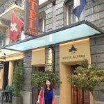 ALPINA HOTEL, Luzern, Switzerland.